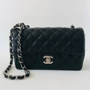 Chanel mini flap bag 2019